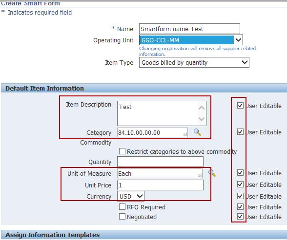 Service Cloud SOP - Sys Admin - Catalog Setup - Using Smart